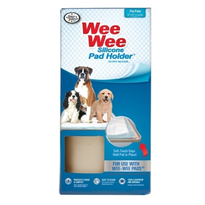 Wee Wee Silicone Pad Holder, 24 in X 25 in