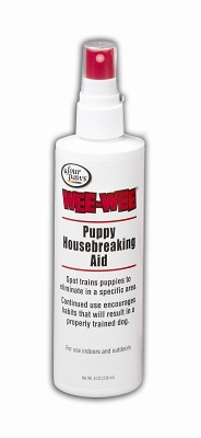 Wee-Wee Puppy Housebreaking Aid, 8 oz