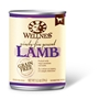 Wellness 95% Lamb Dog Food, 13.2 oz - 12 Pack