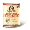 Wellness 95% Turkey Dog Food, 13.2 oz - 12 Pack