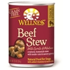 Wellness Beef Stew Dog Food, 12.5 oz - 12 Pack