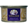 Wellness Complete Health Cat Food Salmon & Trout, 3 oz - 24 Pack