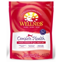 Wellness Complete Health Cat Food Salmon & Turkey, 47 oz