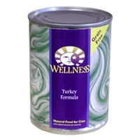 Wellness Complete Health Cat Food Turkey, 12.5 oz - 12 Pack