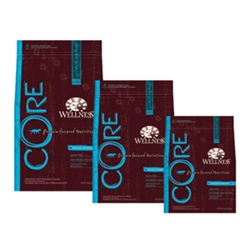 Wellness Core Ocean Recipe Dog Food, 4 lb