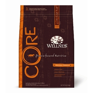 Wellness Core Original Recipe Dog Food, 12 lb