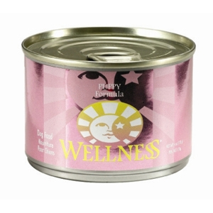 Wellness Just For Puppy Dog Food, 6 oz - 24 Pack