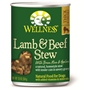 Wellness Lamb & Beef Stew Dog Food, 12.5 oz - 12 Pack