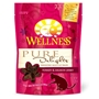 Wellness Pure Delights Turkey & Salmon Jerky, 3 oz