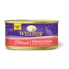 Wellness Sliced Salmon Cat Food, 3 oz - 24 Pack