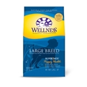 Wellness Super5Mix Large Breed Puppy Food, 15 lb