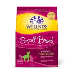 Wellness Super5Mix Small Breed Dog Food, 12 lb