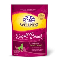 Wellness Super5Mix Small Breed Dog Food, 4 lb