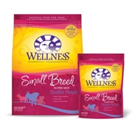 Wellness Super5Mix Small Breed Healthy Weight Dog Food, 12 lb