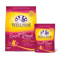 Wellness Super5Mix Small Breed Puppy Food, 4 lb