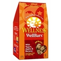Wellness WellBars Yogurt, Apples & Bananas Dog Treats, 50 oz