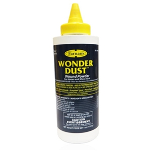 Wonder Dust Powder for Horses, 4 oz