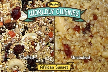 Worldly Cuisines African Sunset 4 Oz