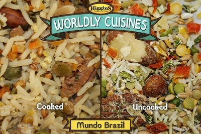Worldly Cuisines Mundo Brazil 13 Oz
