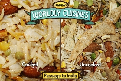 Worldly Cuisines Passage to India 4 Oz