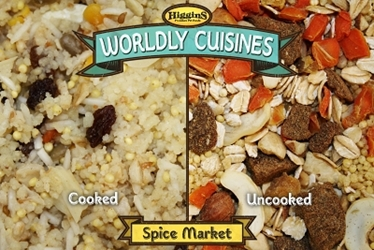 Worldly Cuisines Spice Market 4 Oz