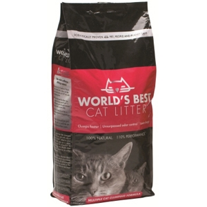 World's Best Cat Litter Extra Strength, 7 lb - 5 Pack