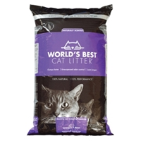 Worlds Best Cat Litter Multi-Cat Clumping Formula, 34 lb