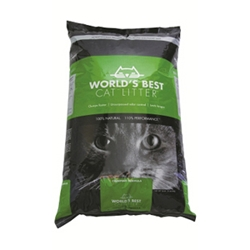 Worlds Best Cat Litter Original, 34 lb