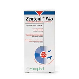 Zentonil Plus 200, 6 x 30 Tablets [180 Tablets]
