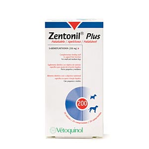 Zentonil Plus 200 mg, 30 Tablets