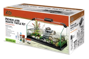 Zilla Aquatic Turtle Kit