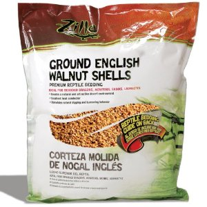 Zilla English Walnut Shells 50 Lbs