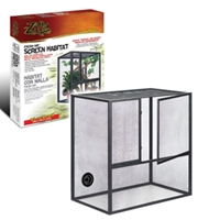 Zilla Fresh Air Screen Habitat, Small