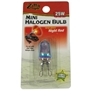 Zilla Halogen Mini Lamp Red 25W