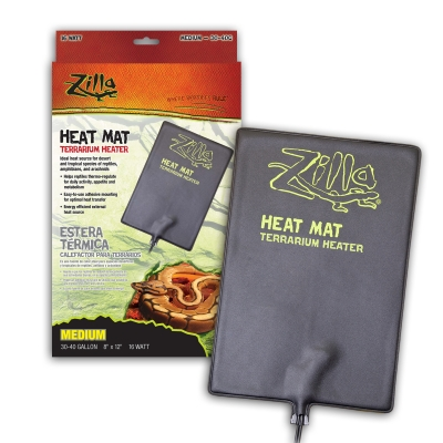 Zilla Heat Mat Medium Vetdepot Com