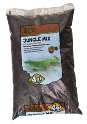 Zilla Jungle Mix 4 Qt