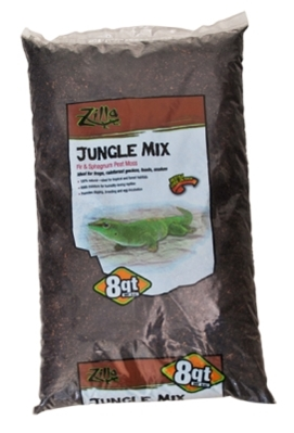 Zilla Jungle Mix 8 Qt