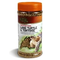Zilla Land Turtle/Tortoise Food 6.5 Oz