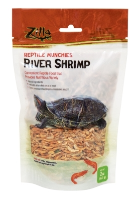 Zilla Reptile River Shrimp
