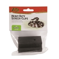 Zilla Screen Cover Clips- Small