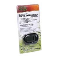 Zilla Thermometer Terrarium Digital