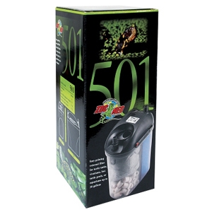Zoo Med 501 Turtle Canister Filter, 30 gal
