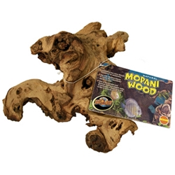 Zoo Med Mopani Wood Aquarium Decor, 50 lb