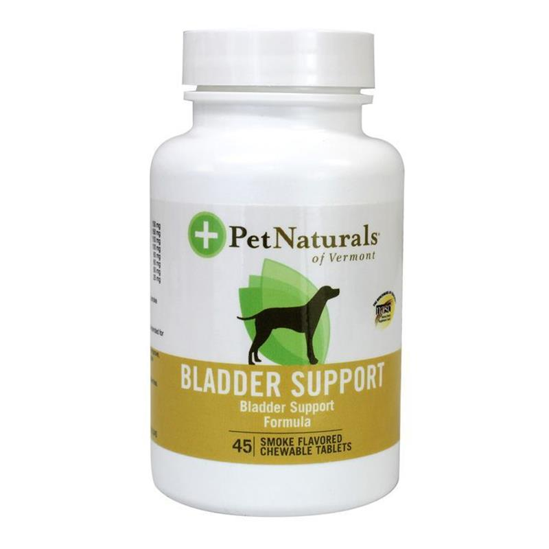 Pet Naturals Bladder Support Tablets for Dogs, 45 ct.