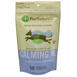 Pet Naturals Calming Soft Chews for XL Dogs, 8.82 oz, 50 ct.