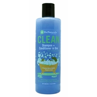 Pet Naturals CLEAN Shampoo & Conditioner, 16 oz