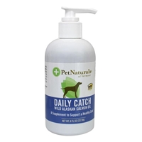 Pet Naturals Daily Catch Wild Alaskan Salmon Oil, 8 oz