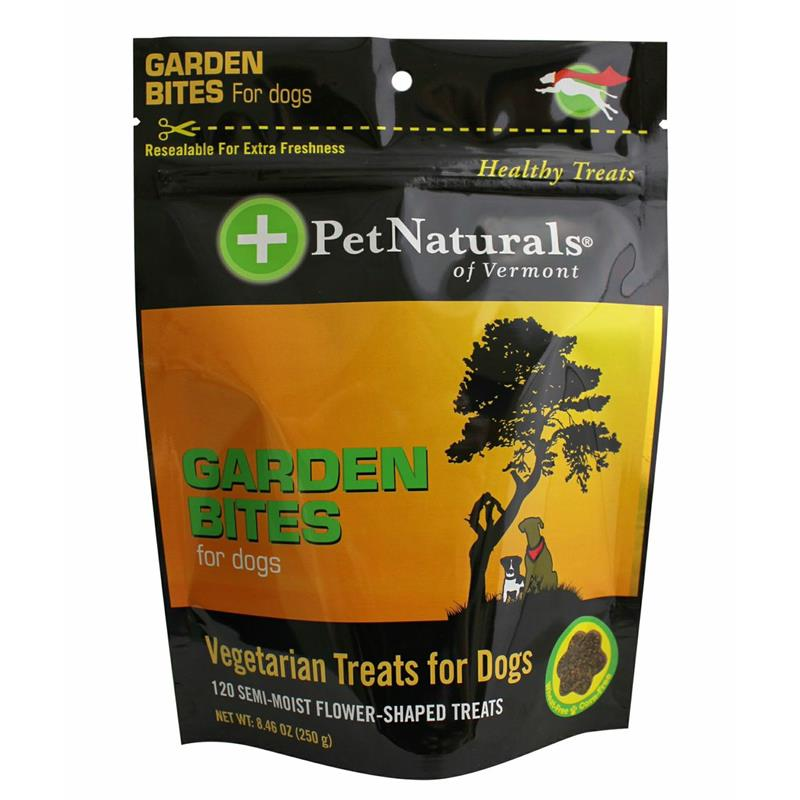 Pet Naturals Garden Bites Soft Chews for Dogs, 8.46 oz, 120 ct.