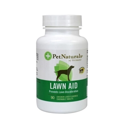 Pet Naturals Lawn Aid Tablets for Dogs, 90 Ct.