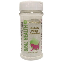 Pet Naturals Oral Health Supplement for Cats, 4.2 oz